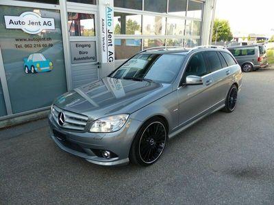 gebraucht Mercedes C350 CDI (320 CDI) Avantgarde AMG-Sport 4Matic 7G-Tronic