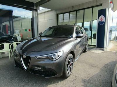 gebraucht Alfa Romeo Stelvio 2.0 Veloce Ti Q4