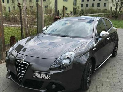 gebraucht Alfa Romeo Giulietta Quadrifoglio verde TBI1750