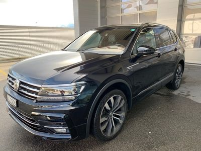 gebraucht VW Tiguan Allspace 2.0TSI Highline 4Motion DSG