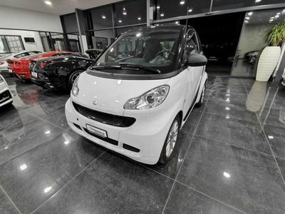 gebraucht Smart ForTwo Coupé passion mhd softouch