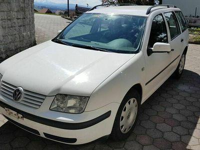 gebraucht VW Bora Bora 1.9 TDI für Export / Ersatzteillager1.9 TDI für Export / Ersatzteillager