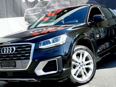gebraucht Audi Q2 2.0 TDI sport quattro S-tronic * virtual cockpit 123 - active lane assist - Gratis Service*