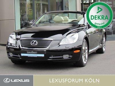 gebraucht Lexus SC430 Navi 2-Jahre GW Garantie vom Forum