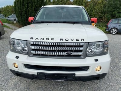 gebraucht Land Rover Range Rover Sport 4.2 V8 SC Automatic