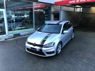 gebraucht VW Golf 2.0 TDI Cup R-Line 4Motion