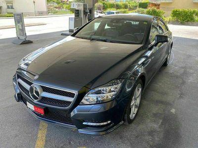 gebraucht Mercedes CLS350 CDI BlueEF 4matic