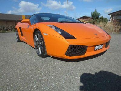 gebraucht Lamborghini Gallardo Gallardo Spyder 5.0 E-GearSpyder 5.0 E-Gear