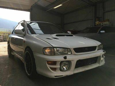 gebraucht Subaru Impreza 2.0 GT Turbo, 2000, 218PS, 207Tkm, B02