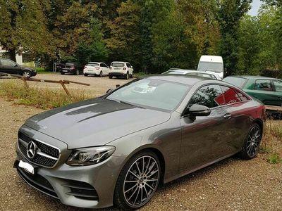 gebraucht Mercedes E350 E-KlasseCoupé AMG Line 9G-Tronic