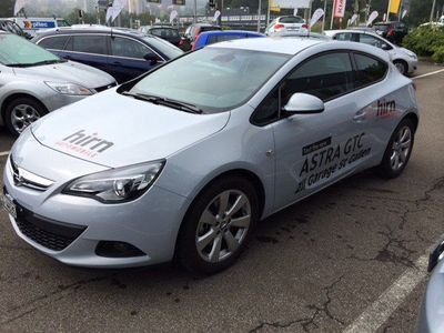 gebraucht Opel Astra GTC 1.4i T Enjoy