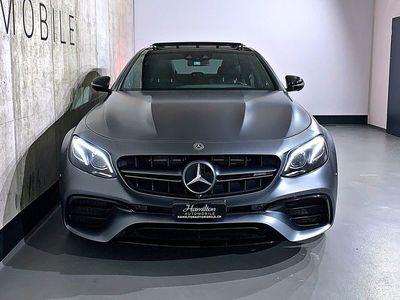 gebraucht Mercedes E63 AMG S 4Matic Speedshift MCT