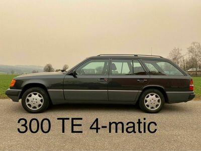 gebraucht Mercedes E300 E-Klasse Mercedes 300TE 4matic tausche gegen Cabrio E-Klasse Mercedes TE 4matic tausche gegen Cabrio