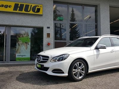 gebraucht Mercedes E200 CDI Avantgarde 7G-Tronic