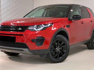 gebraucht Land Rover Discovery Sport D180