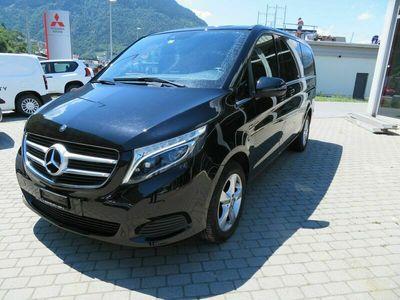gebraucht Mercedes V250 d Avantgarde lang 4Matic 7G-Tronic