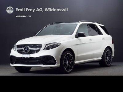 gebraucht Mercedes GLE63 AMG GLE-KlasseS V8 AMG