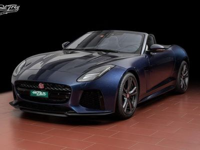 gebraucht Jaguar F-Type Convertible 5.0 V8 SVR AWD Automatik