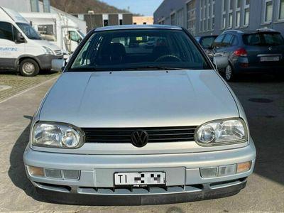 gebraucht VW Golf III Syncro 4X4