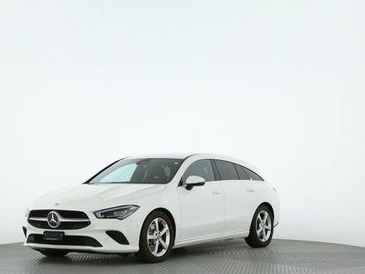 gebraucht Mercedes CLA250 Shooting Brake 7G-DCT Progressive 4Mat