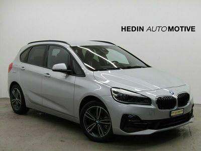 gebraucht BMW 218 Active Tourer 2er d xDrive