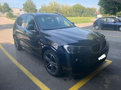 gebraucht BMW X3 X3 sehr gepflegerM-Paket 4x4