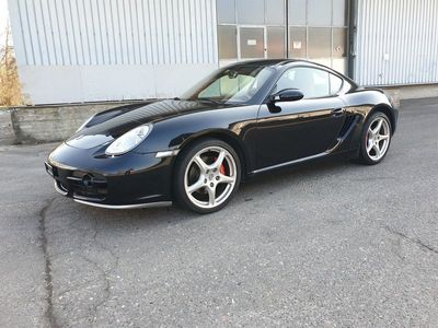gebraucht Porsche Cayman S 3.4 Edition 1 Tiptronic (Coupé)