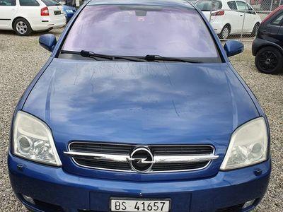 gebraucht Opel Vectra 2.2 DTi Club