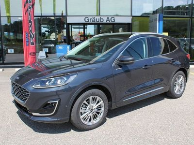 gebraucht Ford Kuga 2.0 TDCi EcoBlue Vignale 4WD Automat