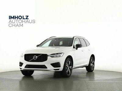 gebraucht Volvo XC60 2.0 T6 TE R-Design eAWD