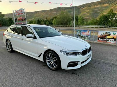 gebraucht BMW 530 5er d G31 Gratis Service 2 Jahre Garantie
