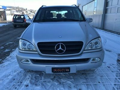 gebraucht Mercedes ML320 Automatic