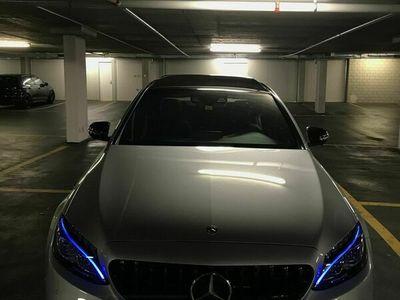 gebraucht Mercedes C43 AMG C-Klasse Mercedes C43 AMG C-Klasse MercedesAMG