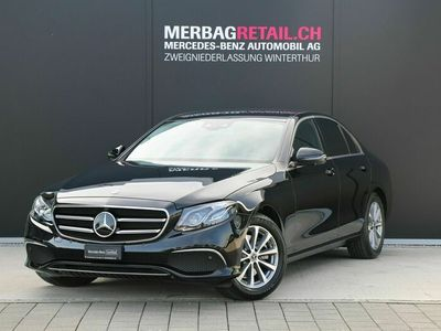 gebraucht Mercedes E200 E-KlasseAvantgarde 4Matic