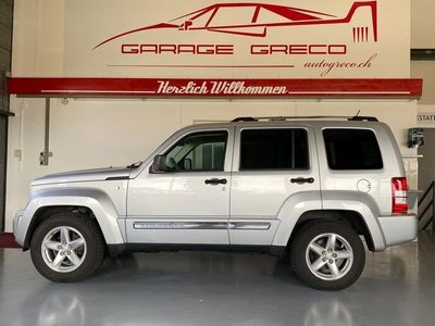 gebraucht Jeep Cherokee 2.8 CRD Limited Automatic