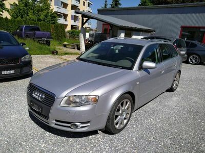gebraucht Audi A4 Avant 2.0 Turbo FSI quattro