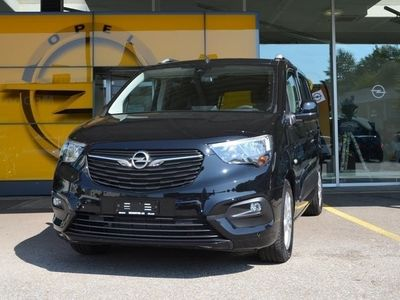 gebraucht Opel Combo Life L1 H1 1.2 Enjoy S/S