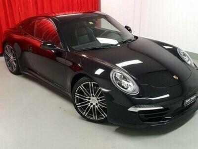 gebraucht Porsche 911 Carrera 4  Black Ed.