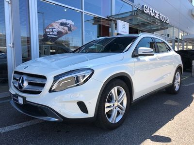 gebraucht Mercedes GLA220 GLA-Klasse Classe GLA X156d Urban 4m