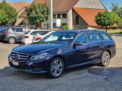 gebraucht Mercedes E200 BlueTEC 7G-Tronic