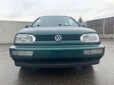 gebraucht VW Golf III Original USA - 1.Hand - Sehr Selten -