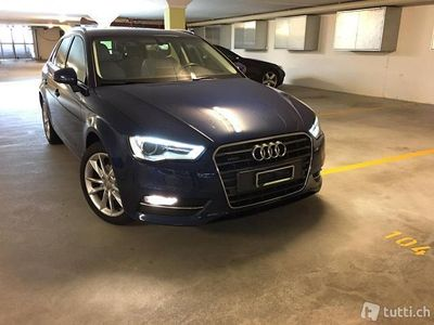 gebraucht Audi A3 Sportback 2.0 ATTRACTION QUATTRO