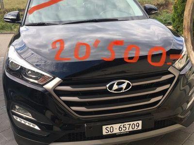 gebraucht Hyundai Tucson 1.6 TGDI Origo 2WD