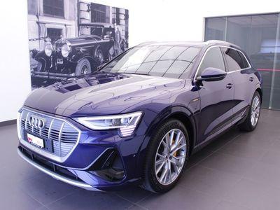 gebraucht Audi E-Tron - 55 S Line qu