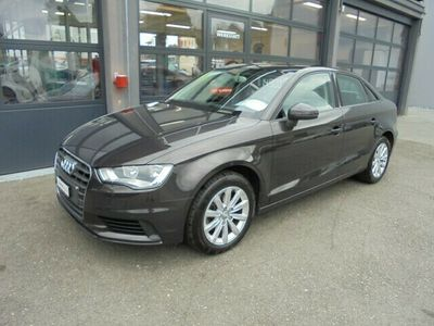 gebraucht Audi A3 Sedan 1.4 TFSI Attraction