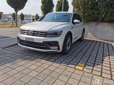 gebraucht VW Tiguan 2.0 TDI R-Line 240 PS