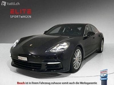 gebraucht Porsche Panamera 4S - PDK - Abstandsregler