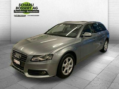 gebraucht Audi A4 Avant 1.8 TFSI 160 quattro
