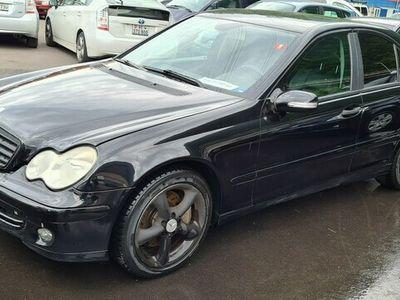 gebraucht Mercedes C230 Elégance Sport Edition