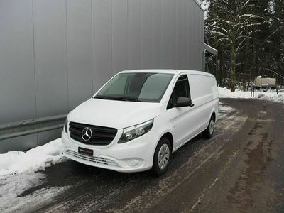 gebraucht Mercedes Vito 114 CDI Lang 9G-Tronic Pro